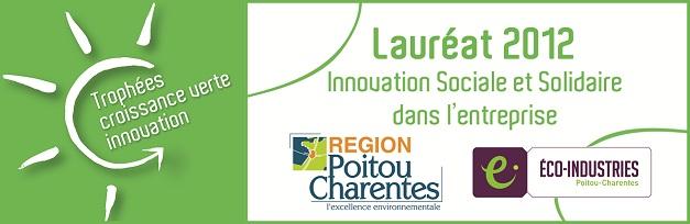 Cpratik - Lauréat 2012 Croissance Verte - Innovation Sociale et Ecologique